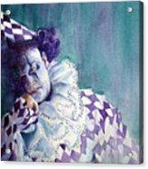 Harlequin I Acrylic Print
