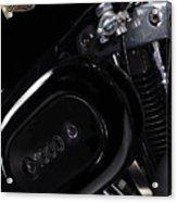 Harley Davidson 1000 Acrylic Print