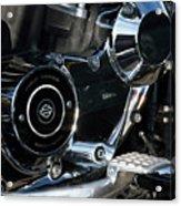 Harley Davidson 17 Acrylic Print