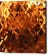 Harley Flame Acrylic Print