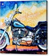 Harley Hog I Acrylic Print