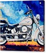 Harley Hog II Acrylic Print
