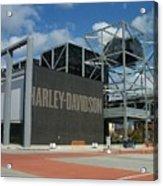 Harley Museum  Acrylic Print