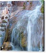 Harmony At The Falls Acrylic Print