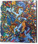 Harmony With Nature-2 Acrylic Print