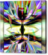 Harnessing Your Power Acrylic Print
