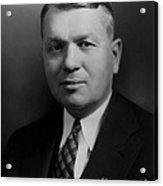 Harold Urey, American Chemist Acrylic Print