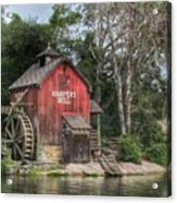 Harpers Mill Acrylic Print