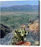 Harquahala Valley Acrylic Print