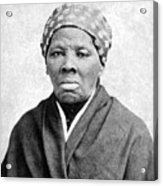 Harriet Tubman (1823-1913) Acrylic Print by Granger