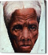Harriet Tubman, African-american Acrylic Print by Photo Researchers