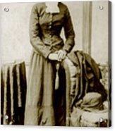 Harriet Tubman, Ca. 1860-75 Acrylic Print