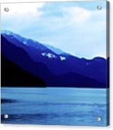 Harrison Lake Bc Canada Acrylic Print