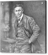 Harry Houdini Acrylic Print