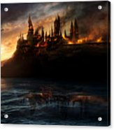 Harry Potter And The Deathly Hallows Part I 2010  Acrylic Print