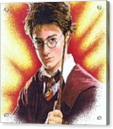 Harry Potter The Wizard Acrylic Print