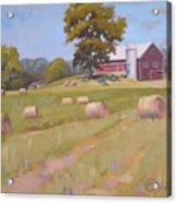 Hartville, Ohio Farm Acrylic Print