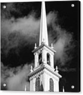 Harvard Memorial Church Steeple Acrylic Print