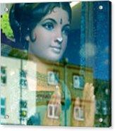 Harvinda Acrylic Print
