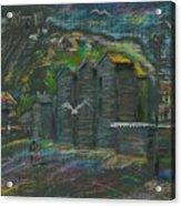 Hastings Fishermen's Museum Acrylic Print