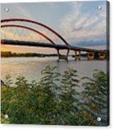Hastings Mn Bridge Acrylic Print