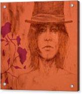 Hat Boy Acrylic Print