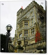 Hatley Castle Acrylic Print