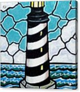Hatteras Island Lighthouse Acrylic Print