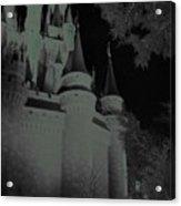 Haunted Castle Acrylic Print