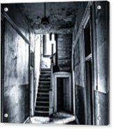 Haunted Hallway Acrylic Print