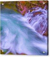 Torrent Waterfall 2 Acrylic Print