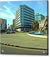 Havana-44 Acrylic Print