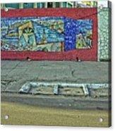 Havana-46 Acrylic Print