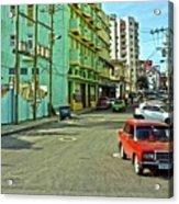 Havana-47 Acrylic Print