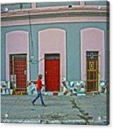 Havana-54 Acrylic Print