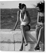 Havana Beauties Acrylic Print
