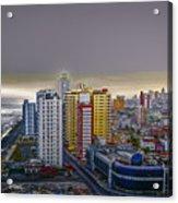 Havana Dawn Acrylic Print