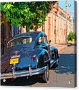 Havana Daydream Acrylic Print
