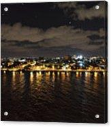 Havana Nights Acrylic Print