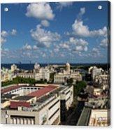 Havana Rooftops Acrylic Print