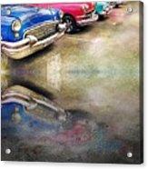 Havana Row Acrylic Print