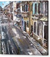 Havana Acrylic Print by Travis Kelley