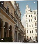 Havana Vieja Acrylic Print