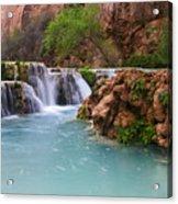Havasu Creek Grand Canyon 15 Acrylic Print