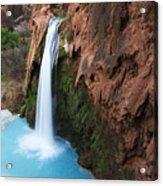 Havasu Falls Grand Canyon 1 Acrylic Print