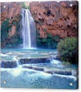 Havasu Falls - Grand Canyon Acrylic Print