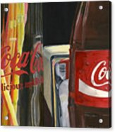 Have A Coke... Acrylic Print
