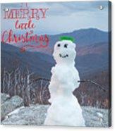 Have A Very Merry Christmas Acrylic Print