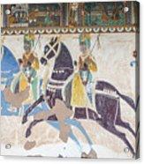 Haveli Art Acrylic Print