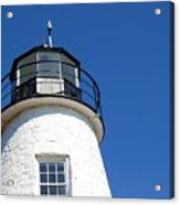 Havre De Grace Lighthouse 2 Acrylic Print